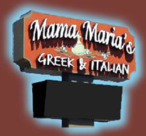 Greek Restaurant Mama Marias in Greenville Italian Food and more